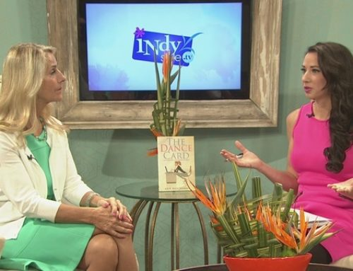 Author shares insight on looking for love after divorce